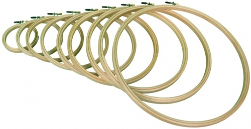 F.A. Edmunds Embroidery Hoops CNEH All