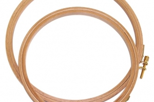 Klass & Gessman Embroidery Hoops 202-6-8