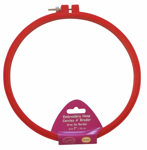 Plastic Embroider Hoops CNPH-7