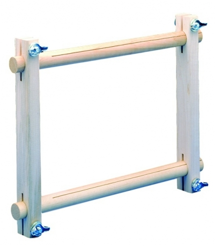 Split Rail Scroll Frame 2996