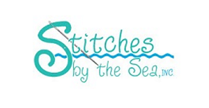 Stitches by the Sea Logo