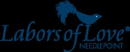 Labors of Love Needlepoint Logo