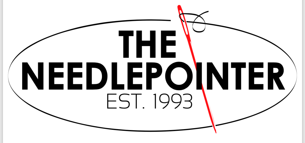 The Needlepointer Logo